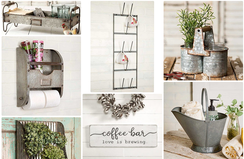 rustic farmhouse decor products from my instagram feed - Rustic Farmhouse Decor