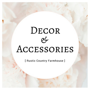 Decor & Accessories