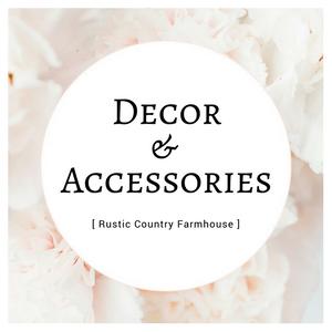 Decor & Accessories