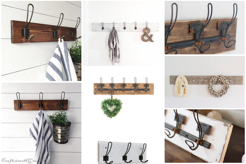 Why You Should Add Rustic Coat Racks To Your Modern Farmhouse Decor Amazing Farmhouse Coat Rack