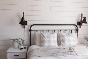Buffalo Check Pillow Covers, Gray - by Lisa