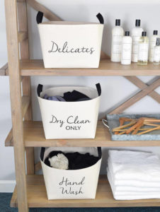 Dry Clean Only - Laundry Baskets