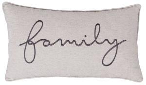 rustic farmhouse pillow family