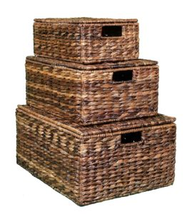 Abaca Nesting Baskets