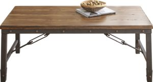 rustic farmhouse coffee table - Alma Coffee Table by Trent Austin Design