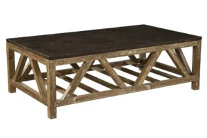rustic farmhouse coffee table - Coffee Table by Furniture Classics