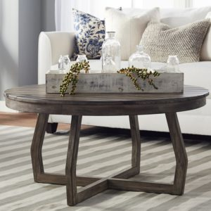 rustic farmhouse coffee table - Hibbert Coffee Table by Birch Lane™