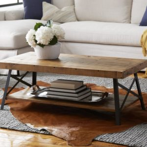 rustic farmhouse coffee table - Laguna Coffee Table by Trent Austin Design