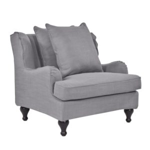 comfortable farmhouse armchair - Tomlinson Armchair by Ophelia & Co. via Wayfair