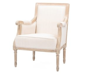 comfortable farmhouse armchair - Westrick Armchair by Ophelia & Co via wayfair